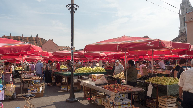 Dolac Markt