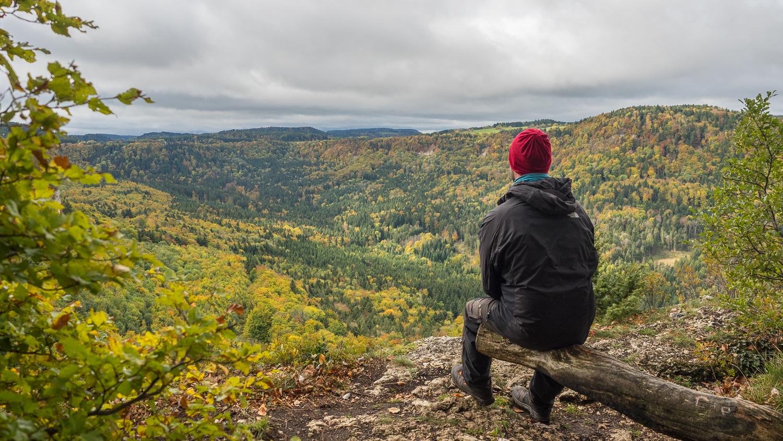 Aussicht Gräbelesberg