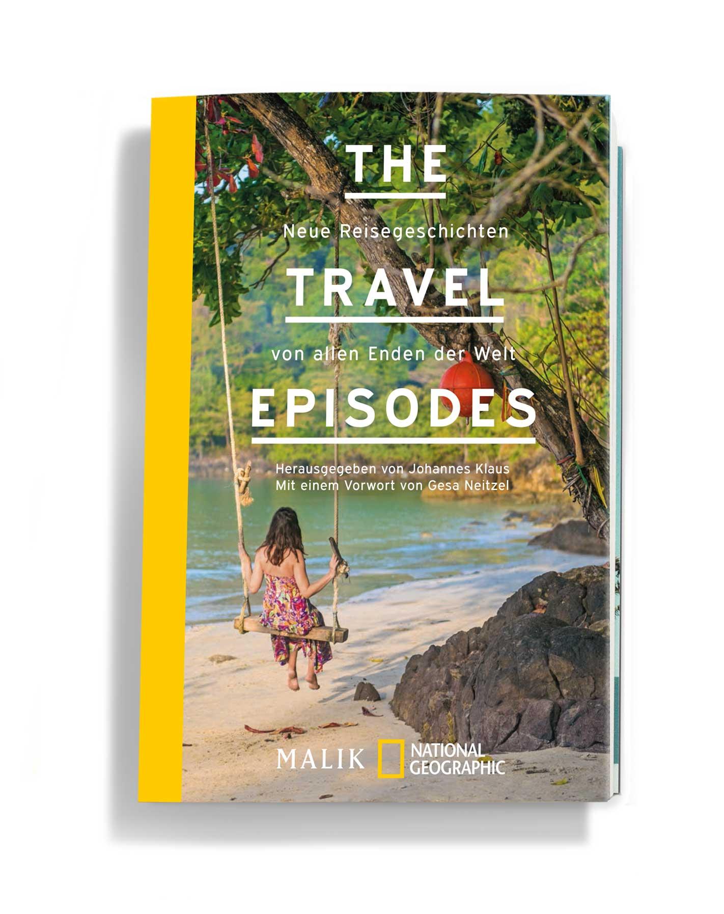 Travel Episodes - Das neue Buch