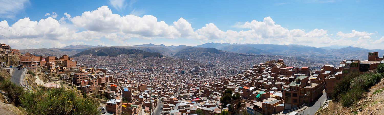 Panorama La Paz