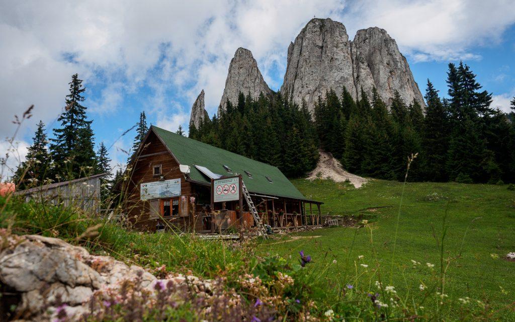 "Hütte ""Piatra Singuratică"" in Bălan"