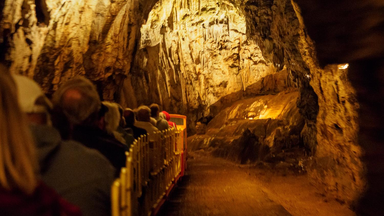 Höhlen von Postojna