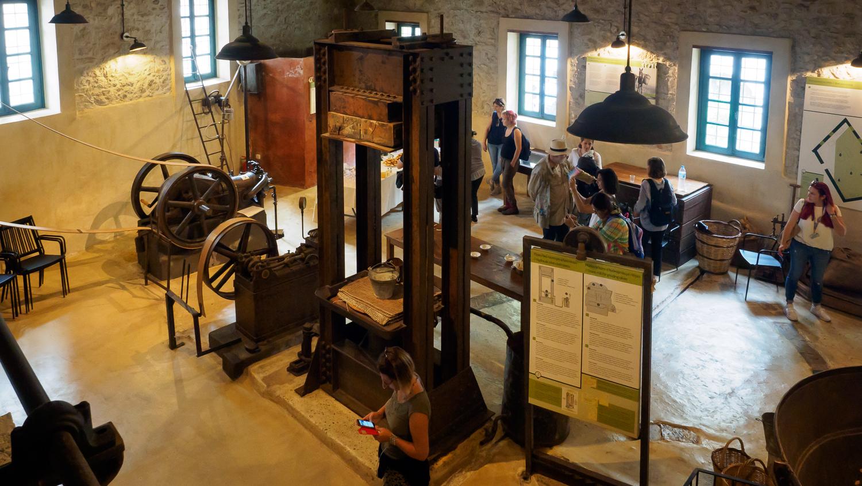 Parga - Olivenmuseum