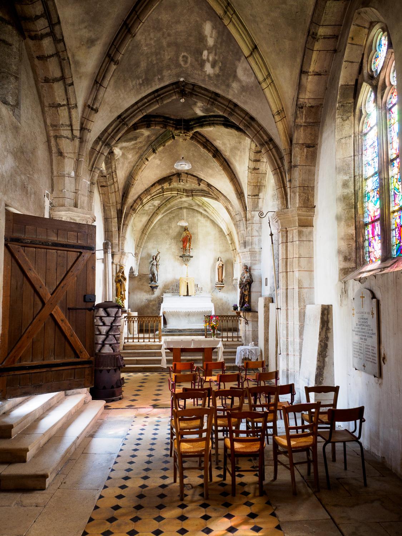 Kirche in Hattonchâtel