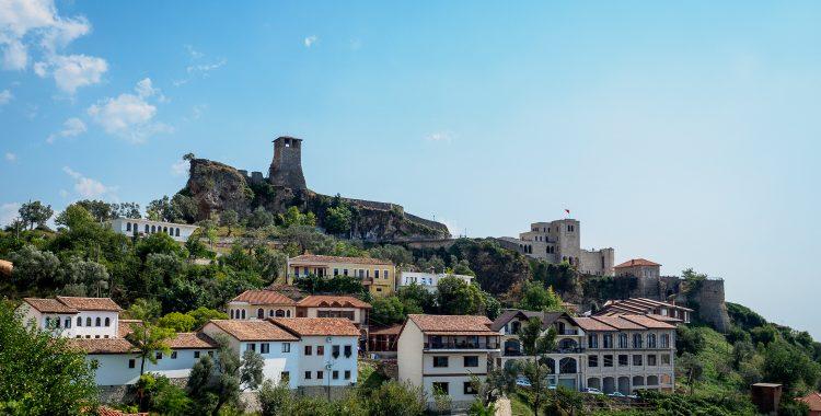 Burg Kruja