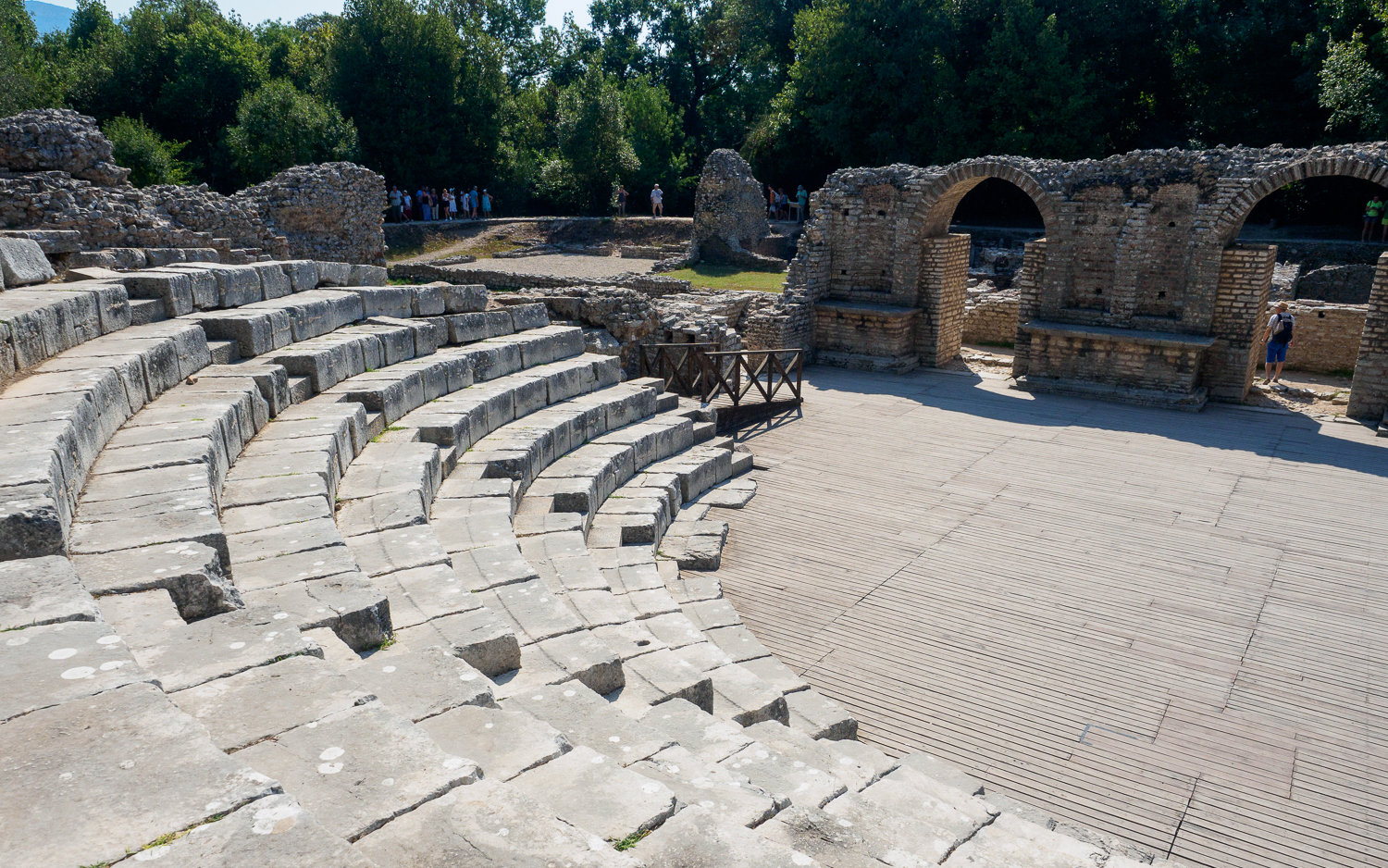 Theater in Butrint