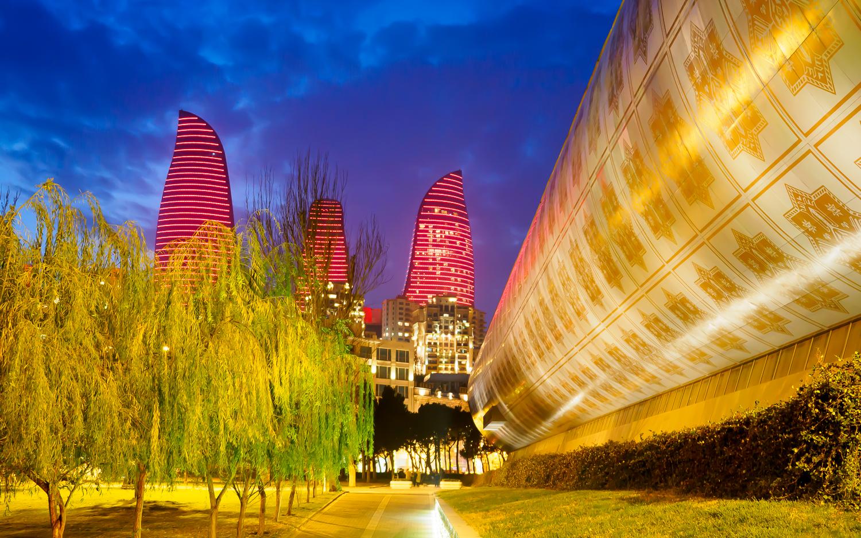 Teppichmuseum in Baku