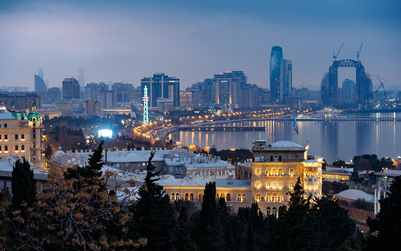Boulevard von Baku