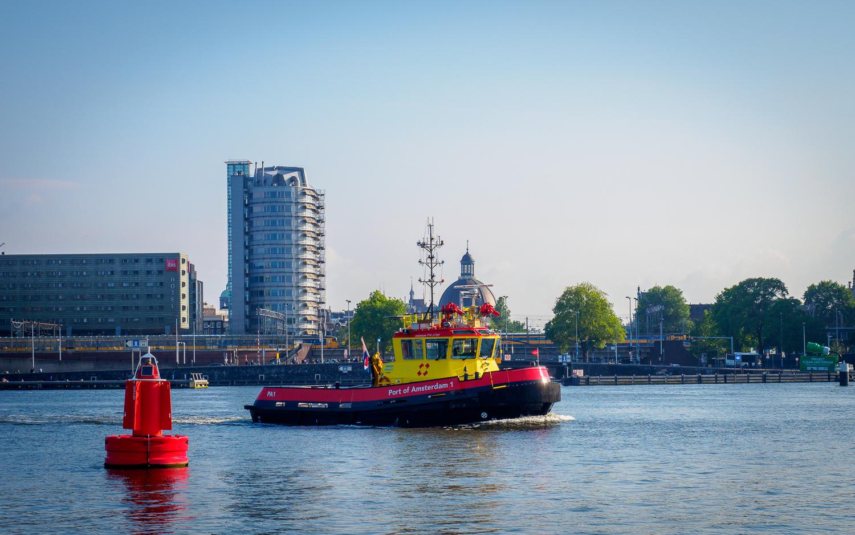Locker reisen in den Niederlanden