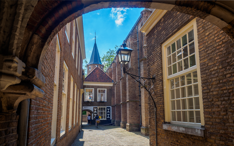 Prinzenhof in Delft
